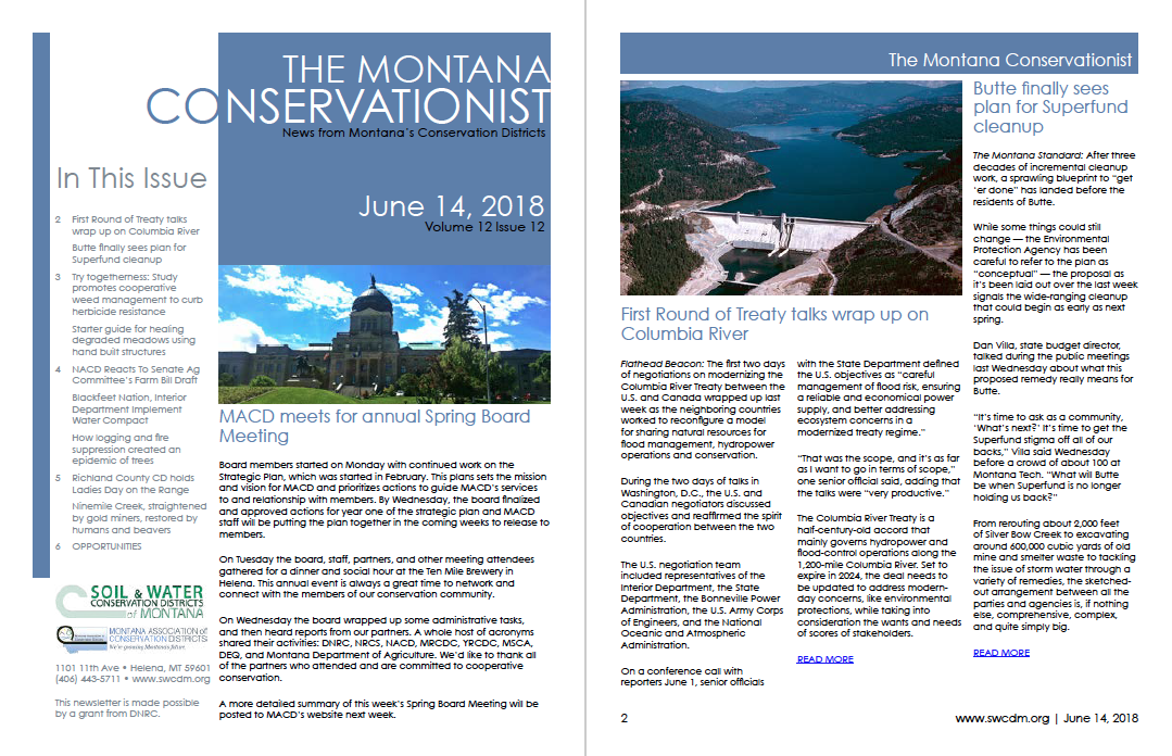 The Montana Conservationist June 14